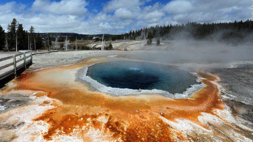 Yellowstone: lo sciame sismico è il più lungo mai registrato