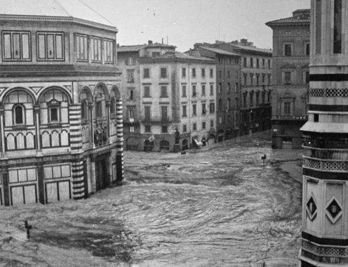 Alluvioni in Toscana: lo studio, 'Firenze è ancora più a rischio'