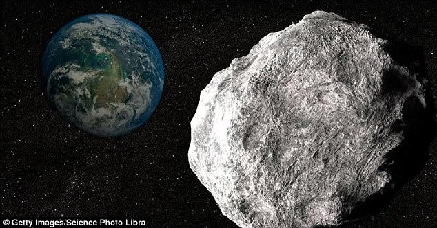 Fetonte, l'asteroide di Natale che sfiorerà la Terra