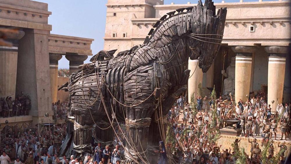 Cavallo di Troia? In realtà era una nave, la scoperta italiana