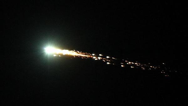 Leonidi: le meteore illuminano il cielo del weekend