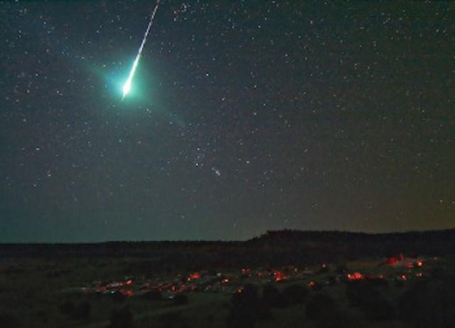 Leonidi: in arrivo il luminosissimo sciame meteorico di novembre