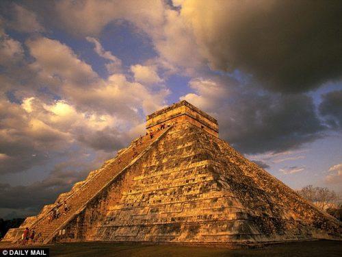 Maya, scoperto il segreto delle piramidi dello Yucatan