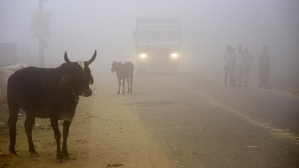 Smog: respirare a New Delhi equivale a fumare 45 sigarette