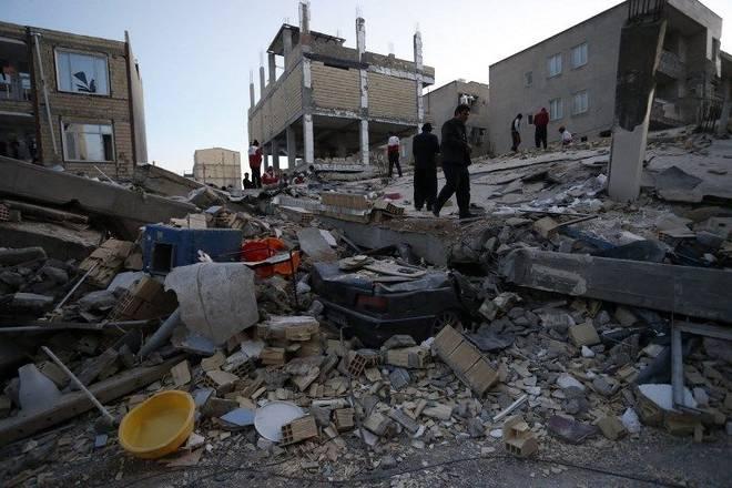 Terremoto Iran – Iraq: bilancio gravissimo, oltre 300 morti