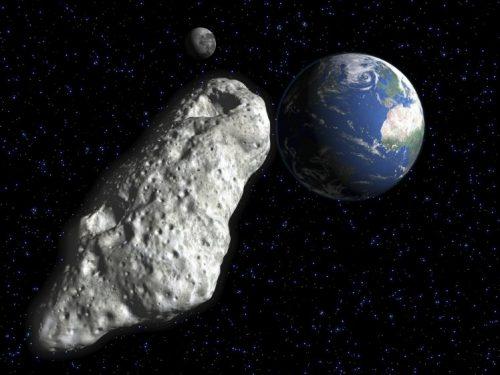 Spazio, l'asteroide di Natale si sta avvicinando alla Terra