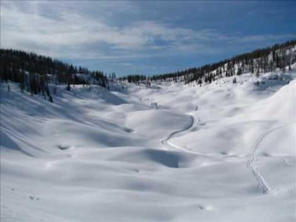Freddo polare in Veneto: minima di -33,9 °C nella 'conca sperduta'