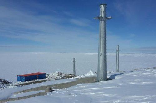 Pronto il primo impianto eolico per la base italiana in Antartide