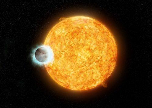 Wasp-18b, il pianeta infernale che stupisce gli esperti