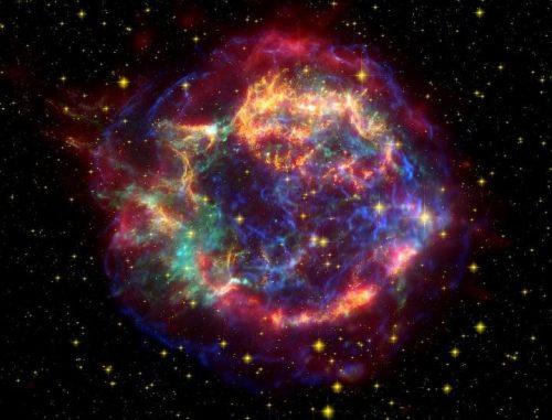 Spazio: ecco come le supernove favoriscono la pioggia