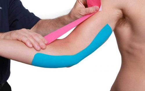 Corso di taping elastico: come evolve la figura del massaggiatore
