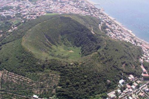 Terremoto Pozzuoli: due scosse nella zona della Solfatara