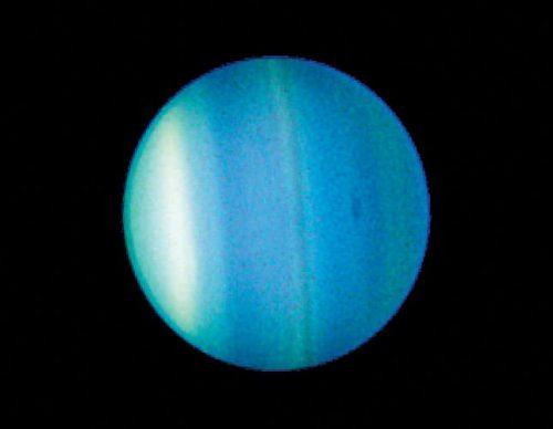 Urano cambia colore: ecco come il Sole modifica la tonalità del pianeta