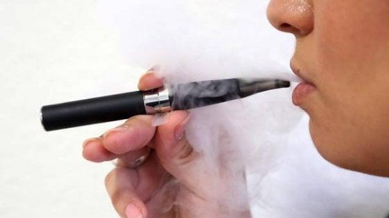 Sigarette elettroniche dannose per il Dna, lo studio