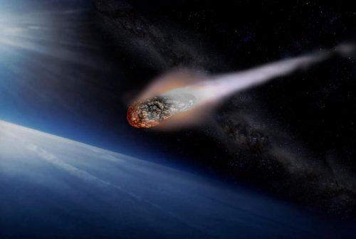 Spazio: 2002 AJ129, l'asteroide in avvicinamento alla Terra