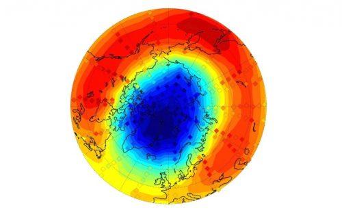 Il buco dell'ozono si sta riducendo: è più piccolo del 20%