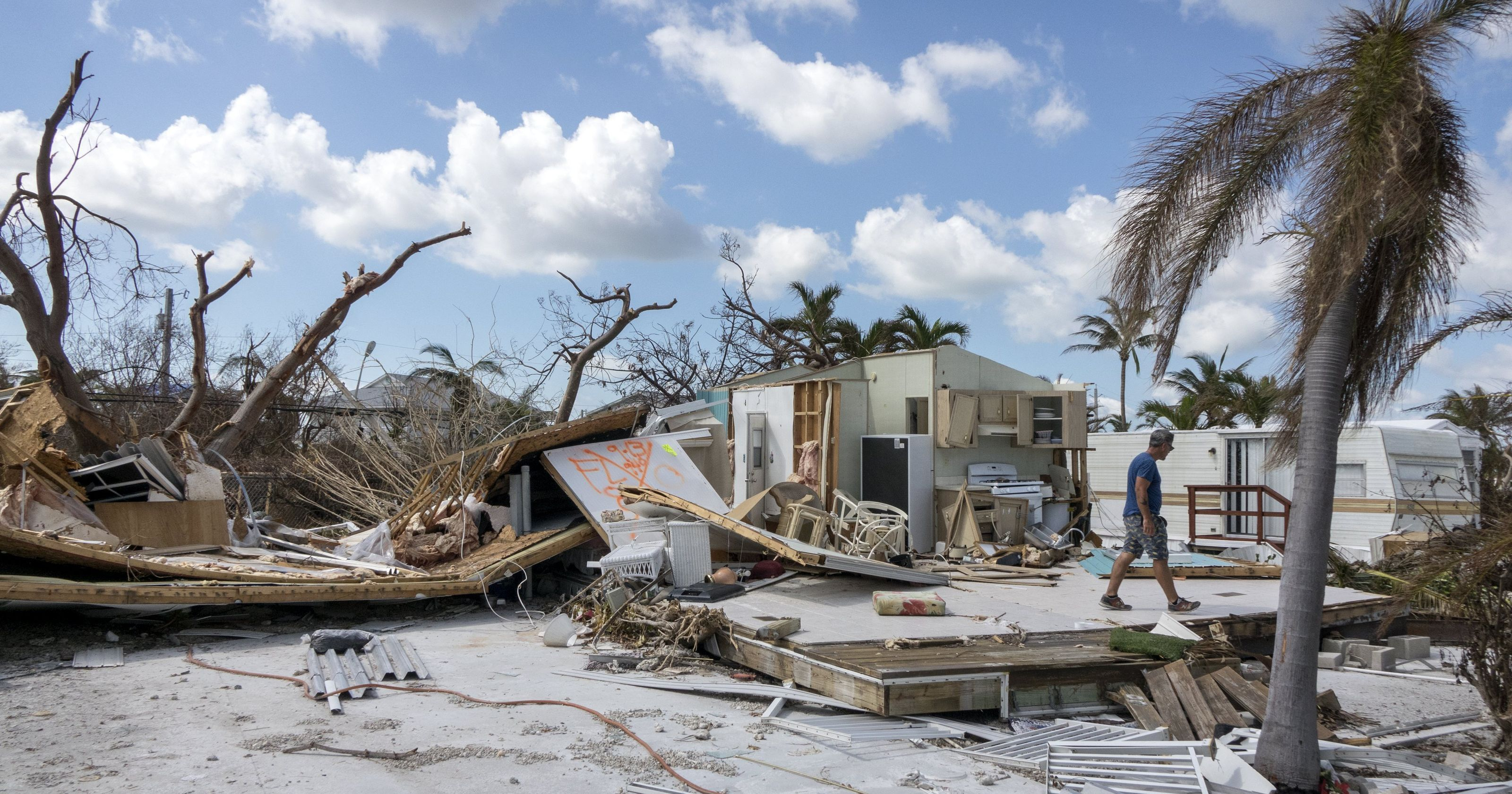 Disastri naturali: 326 morti e 306 miliardi di danni negli Usa