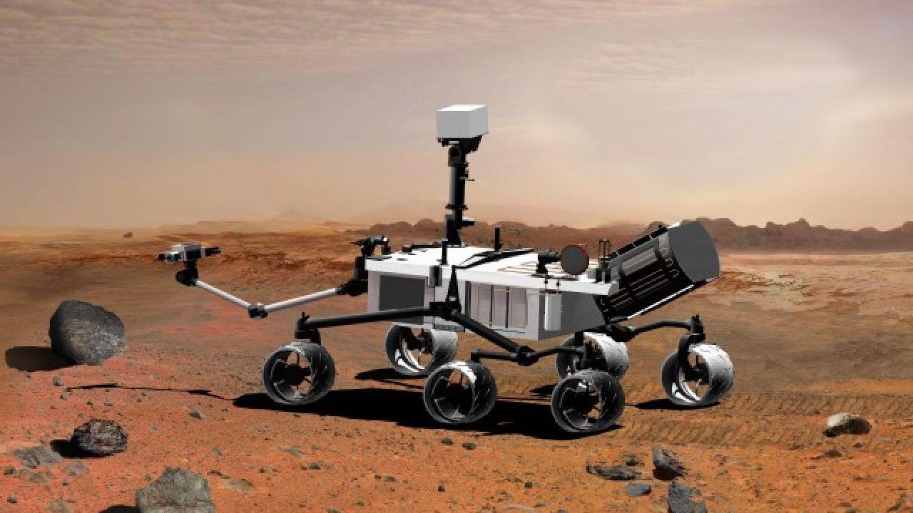 Marte: ExoMars avrà dei laser per studiare il pianeta rosso