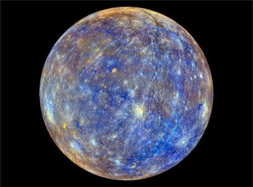 Mercurio: la sentinella per le tempeste magnetiche
