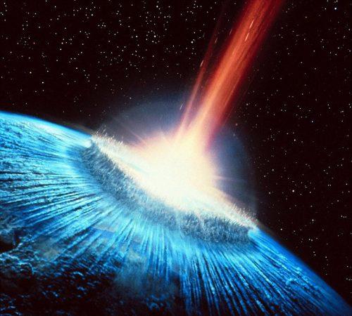 Thailandia: scoperti i resti di un colossale asteroide