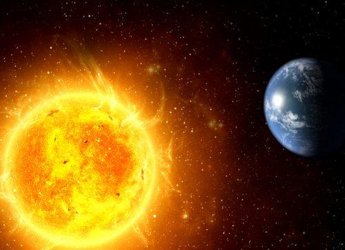 Perielio: domani il Sole alla minima distanza dalla Terra