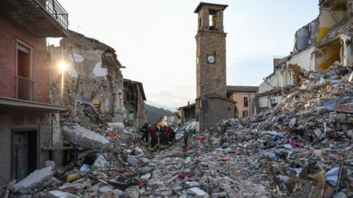 Terremoti: nel 2017 una scossa ogni dodici minuti