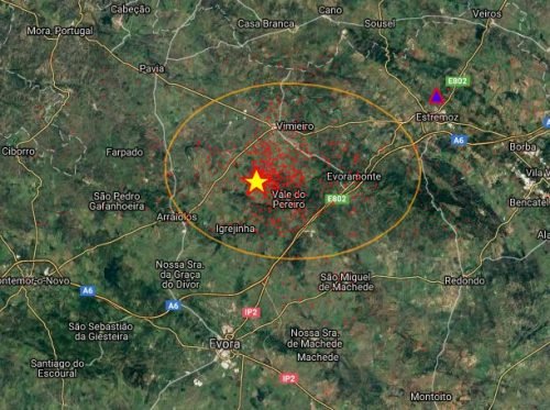 Terremoto Portogallo: forte scossa nel sud del paese