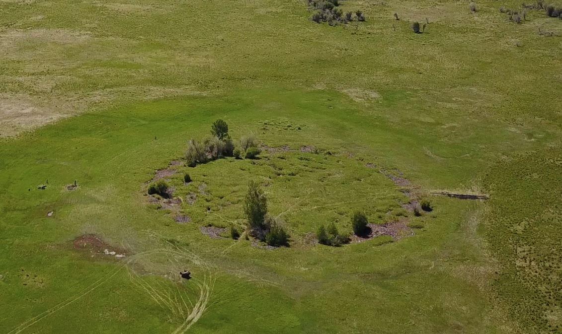 Scoperta dai satelliti antica tomba degli Sciti