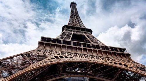 Torre Eiffel: registrate raffiche di 150 chilometri orari