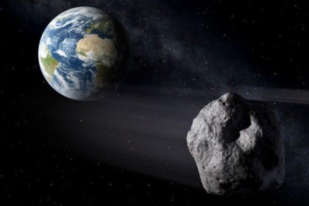 Asteroide 2017 VR12: poche ore all'avvicinamento