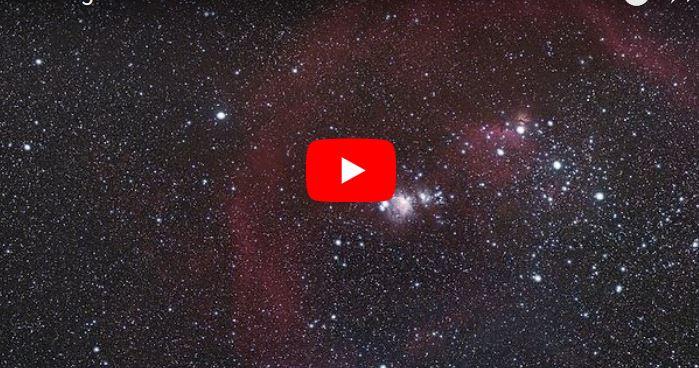 Alma fotografa una 'culla di stelle' nella nebulosa di Orione
