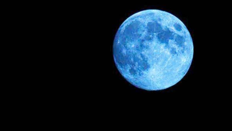 Luna Blu nella notte di Pasqua, come e dove vederla