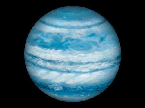 Spazio: il Telescopio Galileo scopre acqua su un pianeta alieno