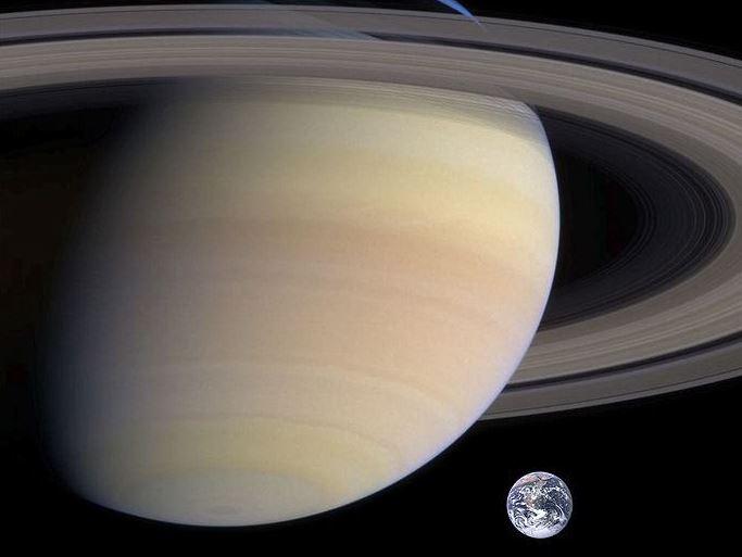 Saturno non aveva gli anelli in passato