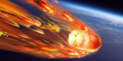 """Spazio: la Stazione Spaziale Cinese produrrà una suggestiva """"pioggia di meteore"""""""