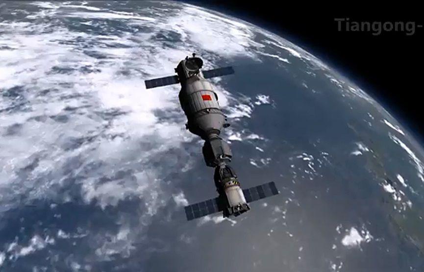Spazio: la Stazione Spaziale Cinese precipiterà sulla Terra nei prossimi giorni