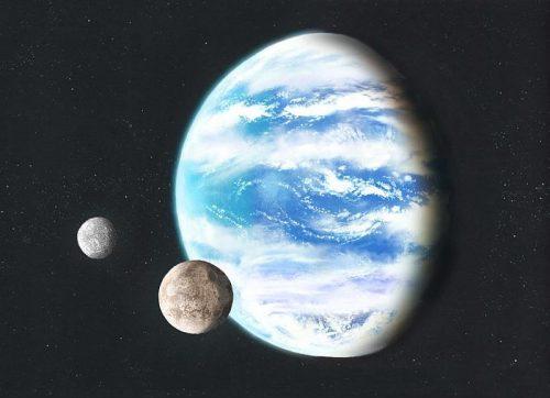 Scoperto un pianeta che presenta una quantità di acqua notevolmente superiore a quella della Terra.