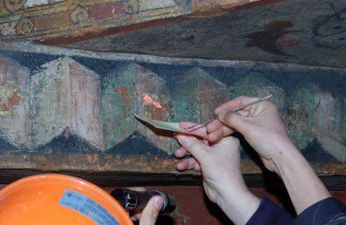 Le Coree unite per il restauro di antiche tombe ipogee