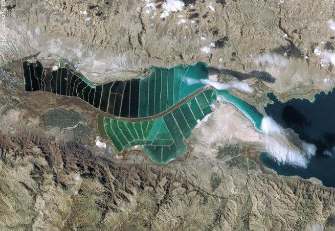Il Mar Morto continua a ridursi, rischia di sparire per sempre