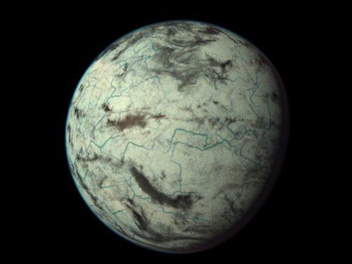 Tracce di un antico pianeta scoperte in meteorite in Sudan