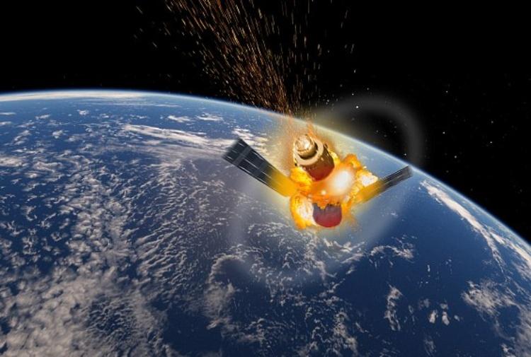 La Stazione Spaziale Cinese è precipitata sulla Terra