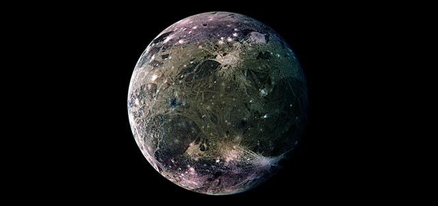 Spazio, la Terra è il quinto corpo celeste per quantità d'acqua