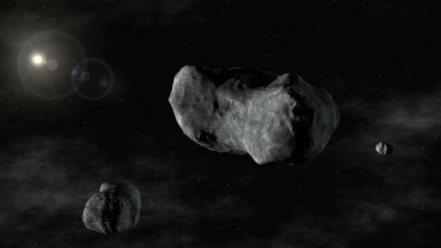 Sistema Solare: avvistato nuovo asteroide alieno