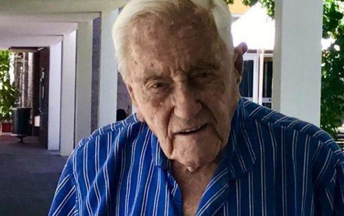 """Scienziato di 104 anni chiede l'eutanasia, """"è un mio diritto"""""""