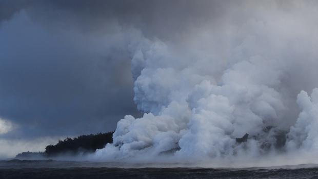 Kilauea: eruzione produce gas tossici, in pericolo la popolazione