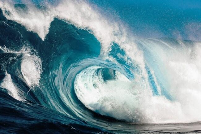 Rilevata onda di 23 metri nell'Oceano meridionale, nuovo record