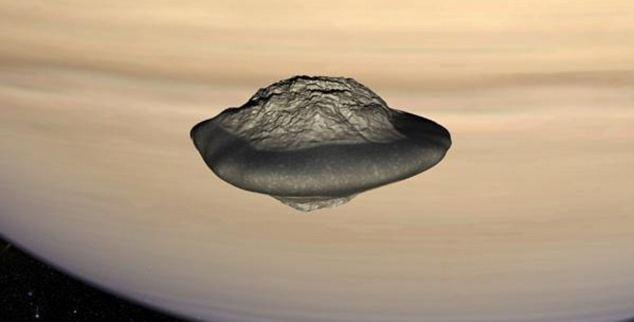 Spazio: perché alcuni satelliti di Saturno hanno la forma di ravioli?