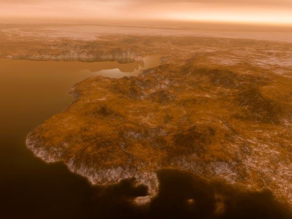 Titano, risolto il mistero delle 'isole magiche'