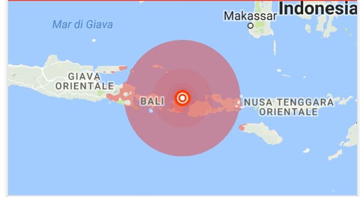 Terremoto Indonesia in area turistica, morti e feriti
