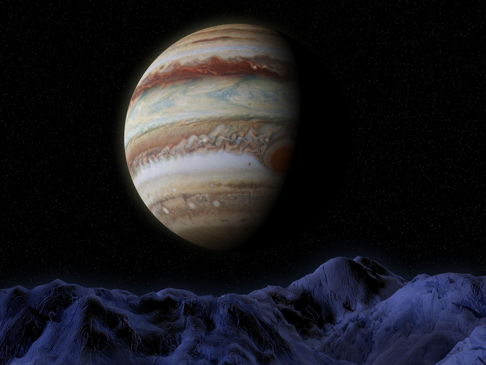 Giove ha 12 nuove lune, la scoperta